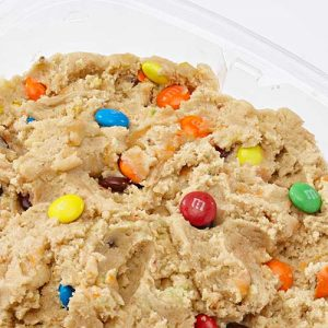 M&M Cookie Dough