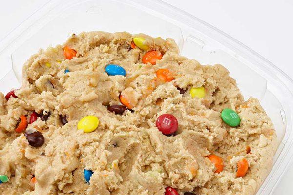 M&M Cookie Dough