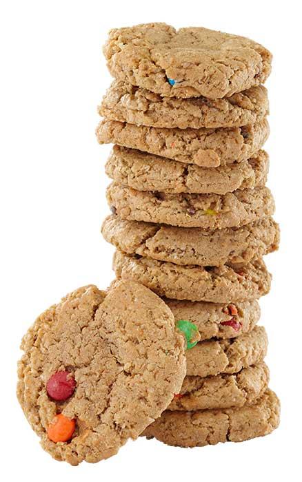 Eileen's Monster Cookie Stack