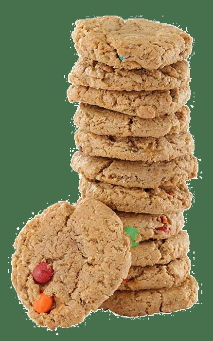 stack of eileen's cookies